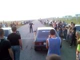моя бывшая машинка К 877 МК 26, которая была знаменита на всю Невинку))) Гонки...2009г