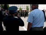 20-ти летие ВАВ ПВО ВС РФ. Смоленск, 26 мая 2012 г. (Песня Лаос)