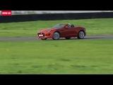 Тест драйв Jaguar F-Type (Ягуар Ф-Тайп)